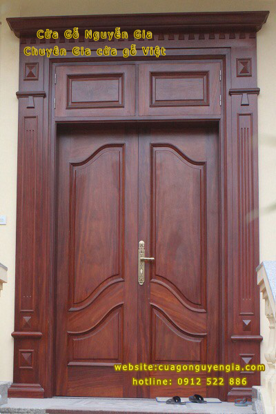 Báo giá cửa gỗ và khung cửa năm 2020 - Cửa Gỗ Nguyễn Gia