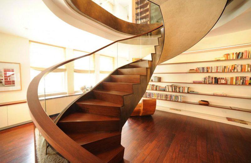 Những ưu điểm nổi bật nhất của cầu thang gỗ - Cửa gỗ Nguyễn Gia